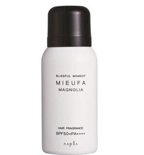 香りを楽しみながら髪や肌を毎日の紫外線から守るUVスプ...