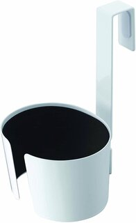 ◆洗面台の扉に掛けるドライヤーホルダー◆コードは、...