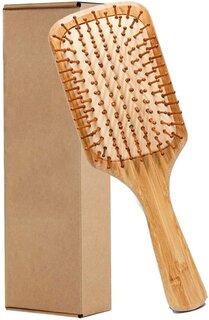 ・「天然竹制」 天然竹素材のクッションブラシを多層に磨...