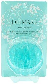 Amazon | DELMARE(デルマーレ) ヘッドスパブラシ | DELMARE(デルマーレ) | 頭皮マッサージブラシ 通販 (4491)