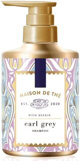 ●紅茶発想のヘアケア●至福の香りに心ときほぐされ、...