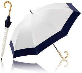 【2020年新作 日傘 完全遮光】UVカット加工を施し...