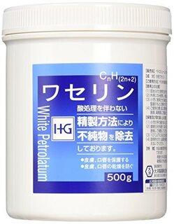 敏感肌の方に最適!皮膚保護 ワセリンHG 徳用500g...