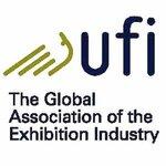 ※UFI発行 World Map of Exhibition Veues 2017年版(2018年12月改定版)の 抜粋翻訳