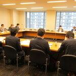 自由民主党「展示会産業議員連盟」東京都選出国会議員との意見交換会に出席