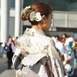 【結婚式】振袖を着ていくなら注意したい!色と柄をチェック!!