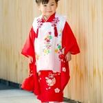 七五三の晴れ着は華やかに♪3歳女の子のおすすめ着物9選