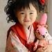 【七五三】3歳の女の子の為の「髪型アレンジ」まとめ