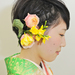 卒業式の髪型どうする?袴がおしゃれに見えるショートヘア