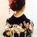 結婚式にふさわしい髪型を探そう!振袖×ミディアムヘア