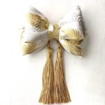 卒業式は袴で出席!髪飾りは可愛いのを自分で手作りしよう!