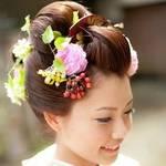 和婚は、地毛で【新日本髪】ヘアスタイルをご紹介☆