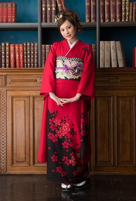 NO.15030 正絹 京友禅|成人式の振袖販売、振袖レンタルの京都きもの友禅 (3770)