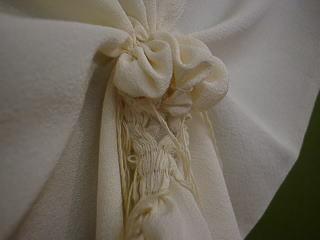 代表的な平縫い〆絞り