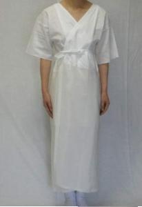はごろも〜着物スタイル・和の暮らし | はじめての着物 | 下着の付け方(裾よけ、肌襦袢) (4611)