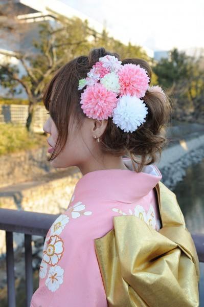 No.414 まゆ | ふりそで美女スタイル〜振袖BeautyStyle〜 (5558)