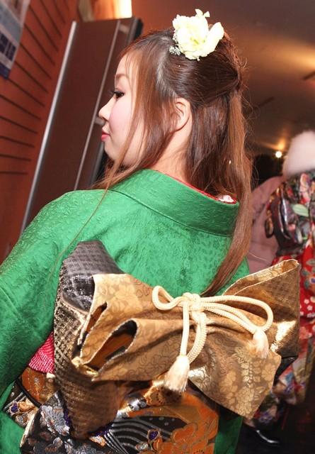 ふりそで美女スタイル〜振袖BeautyStyle〜 | 成人式会場で見つけた振袖スナップフォト (6491)