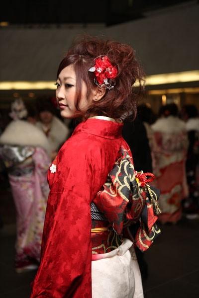 ふりそで美女スタイル〜振袖BeautyStyle〜 | 成人式会場で見つけた振袖スナップフォト (6504)