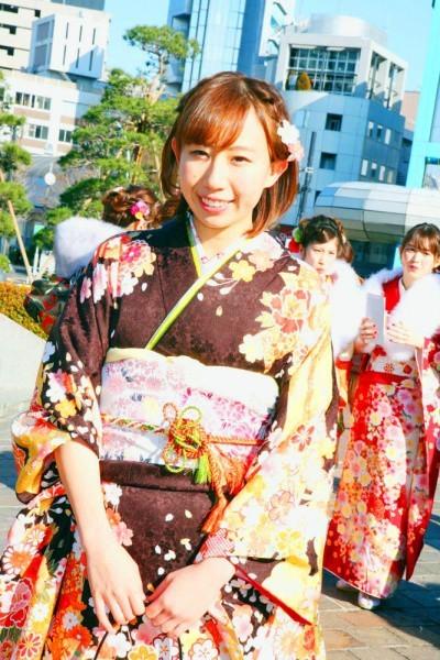 ふりそで美女スタイル〜振袖BeautyStyle〜 | 成人式会場で見つけた振袖スナップフォト (6517)