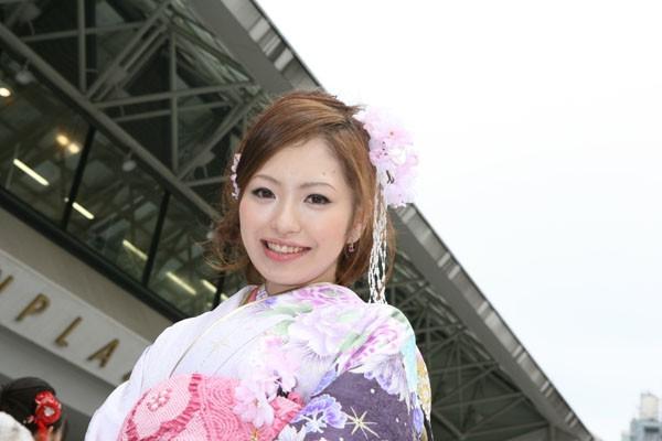 No.018 三浦千尋 | ふりそで美女スタイル〜振袖BeautyStyle〜 (6639)