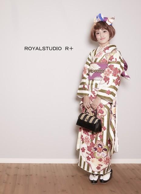 レンタル&お買い上げ(No: 27300) / ロイヤルスタジオ アール   My振袖 (7173)