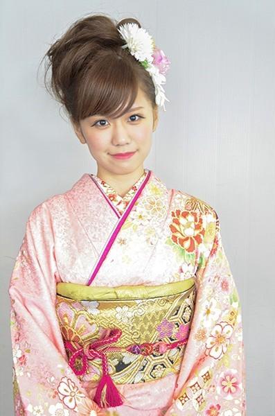 No.678 まゆこ | ふりそで美女スタイル〜振袖BeautyStyle〜 (7671)