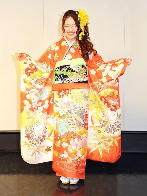No.457 おみくり   ふりそで美女スタイル〜振袖BeautyStyle〜 (8754)
