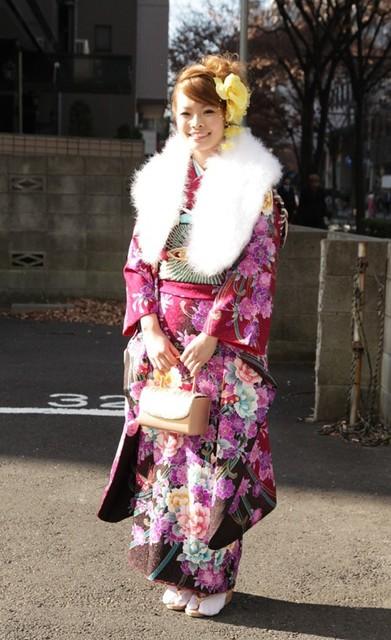 No.095 HIRONO   ふりそで美女スタイル〜振袖BeautyStyle〜 (8823)