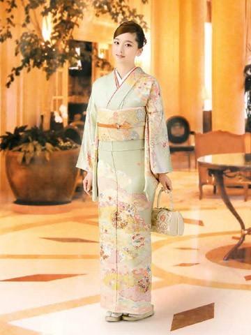 訪問着・留袖・着物レンタルはまるたまJ&J 袋井・磐田・掛川・森町・浜松の方はお気軽にご利用ください。 (9228)