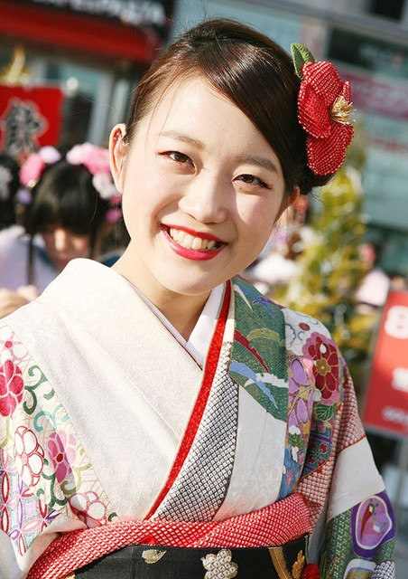 No.206 ケリー   ふりそで美女スタイル〜振袖BeautyStyle〜 (9572)