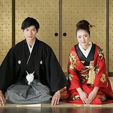 和装スタジオ写真|スタジオプラン|東京の結婚写真・フォトウエディング専門スタジオ