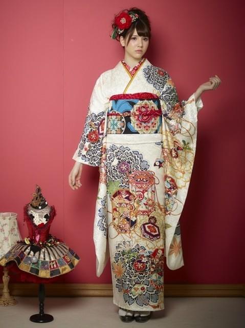 FS-1218(No: 30380) / FURISODEキラキラ(呉服の京趣苑) | My振袖 (10030)