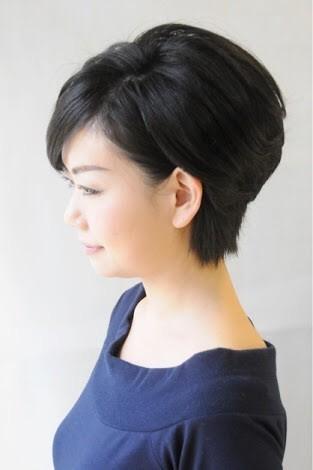 黒留袖のヘアスタイル② 〜ショート編〜 「なりたい自分」を叶えるヘアメイクマジック (10076)