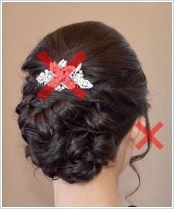 留袖のヘアメイクについて-結婚式のご親族に。既婚女性の礼装「留袖」- 全国配送ネットで届くレンタル黒留袖・色留袖、着物の宅配レンタル京都かしきもの (10354)