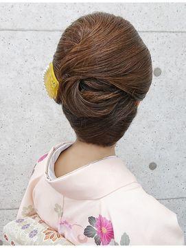 訪問着の髪型ルール♪. 京都ヘアセット&着付け専門店-夢館 yumeyakata-【ユメヤカタ】 【