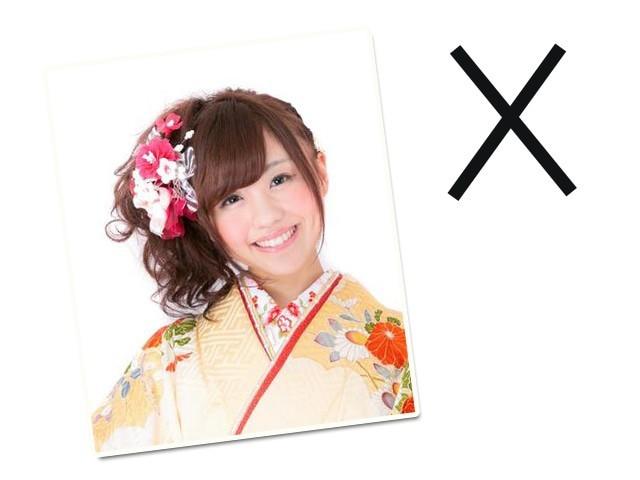 簡単!友人・親族の結婚式に着物(和装)で参列する際の色・髪型・髪飾りのマナー (10471)