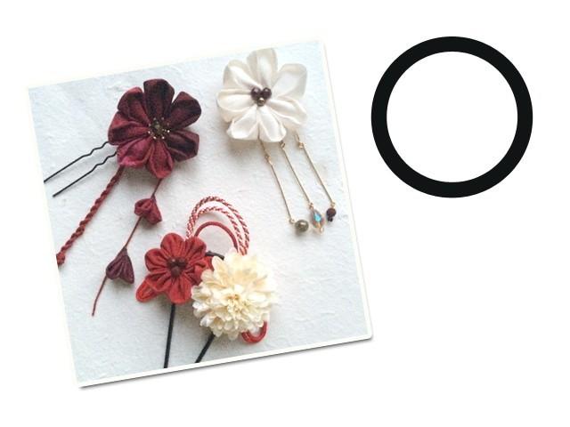 簡単!友人・親族の結婚式に着物(和装)で参列する際の色・髪型・髪飾りのマナー (10474)