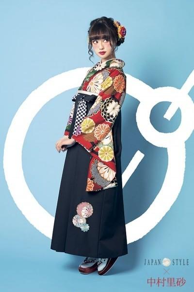 レトロ袴(No: 2556) / TAKAZEN 梅田店 - 卒業式と成人式の袴レンタル日本最大級の情報サイト (10783)