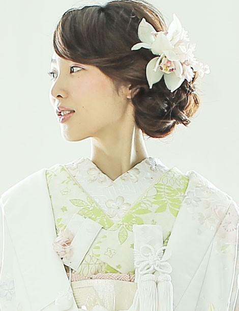 白無垢(赤ふき・生成り)のレンタルが安い結婚式着物専門【THE KIMONO SHOP−ザ・キモノショップ】 (11000)