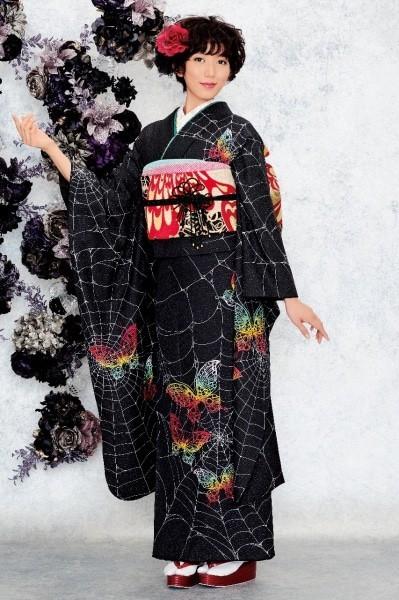 振袖Collection2015 KP-4503(No: 17753) / みかわや 東金店   My振袖 (11476)
