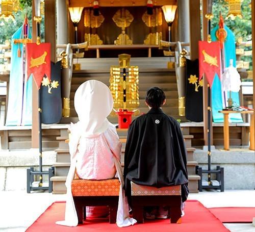 アルバム付き和婚プラン|東京|神前式・神社結婚式の和婚スタイル (12345)