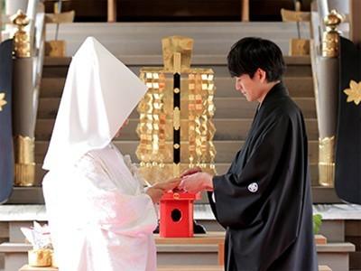 フォトプランについて 東京 神前式・神社結婚式の和婚スタイル (12353)