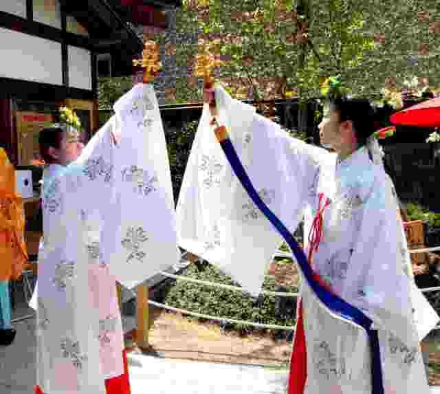 縁結び・恋愛成就祈願 京都地主神社ブログ  | 2008 | 4月 | 20 (12436)