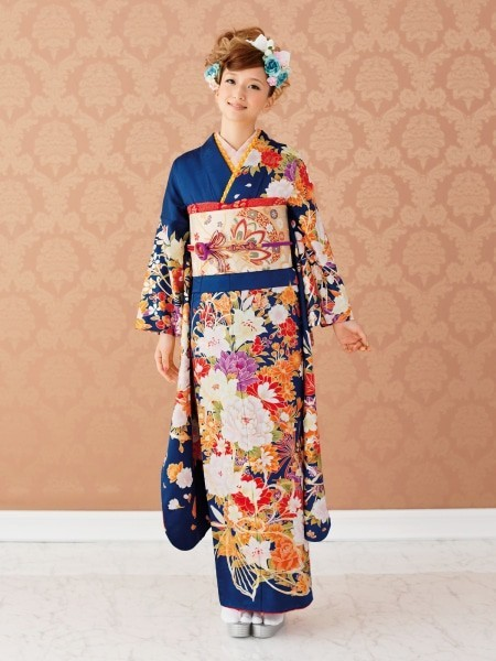 009(No: 4280) / IKEDAYA  kimono&dress | My振袖 (12835)