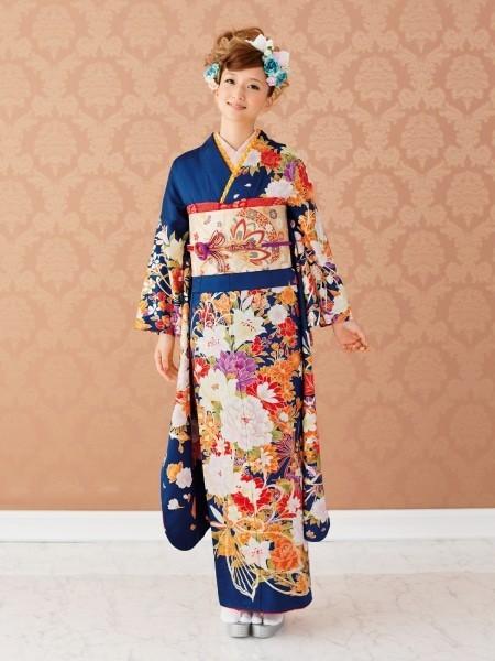009(No: 4280) / IKEDAYA  kimono&dress | My振袖 (12835)