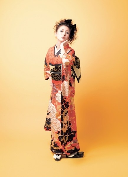 MURUAオレンジ(No: 5981) / ニーノ・ニーナウェディング   My振袖 (12881)