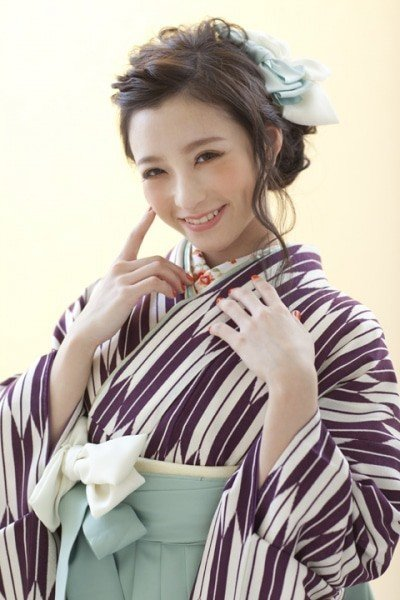 NATURAL GIRLY STYLE(No: 2114) / studio aim 札幌店 - 卒業式と成人式の袴レンタル日本最大級の情報サイト (13333)