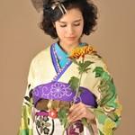 成人式に☆振袖に合わせた個性的髪型で周りと差をつけたい!