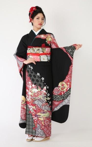 伝統美(No: 21193) / 振袖レンタルショップ アイドル 大宮店 | My振袖 (13935)
