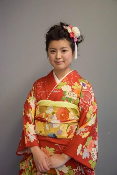 No.355 リカ | ふりそで美女スタイル〜振袖BeautyStyle〜 (14501)